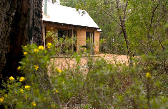 Visit Bussells Bushland Cottages